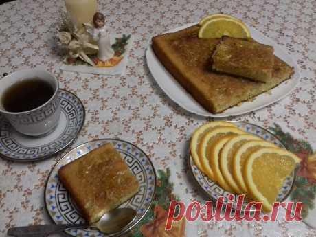 Аромат праздника. Апельсиновый кекс   Огород - сад Медведевых   Яндекс Дзен