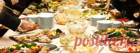 5 салатов без майонеза к Новому году — рецепты с фото в Журнале Маркета