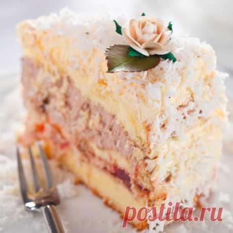 Cupid's arrows cake