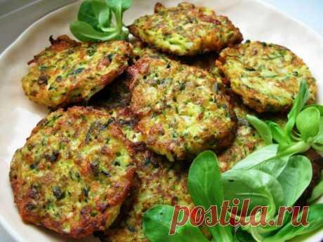 Кабачковые оладьи без яиц: вкусные и полезные рецепты