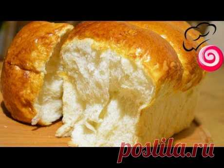 Air rolls by Tangzhong method or Japanese\/Chinese milk bread
