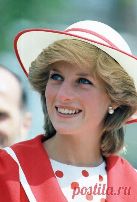 Принцесса Диана, 1 июля, 1961  • 31 августа 1997