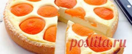 Абрикосовый пирог: рецепт, который ты захочешь повторить