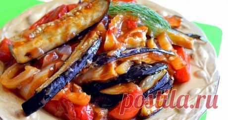 Ароматные и вкусные баклажаны по-китайски - для тех, кто на диете! - Советы для женщин