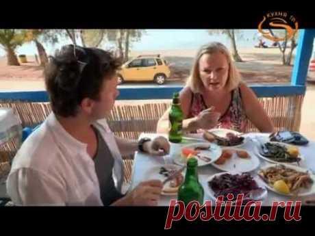 Вкус Греции. 3-Пелопоннес: Нафплио