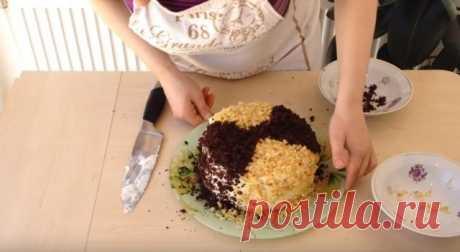 Простые рецепты тортов на Новый 2019 год в домашних условиях
