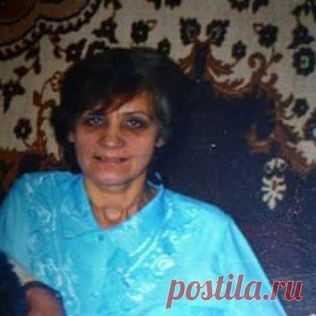 Валентина Гетманцева