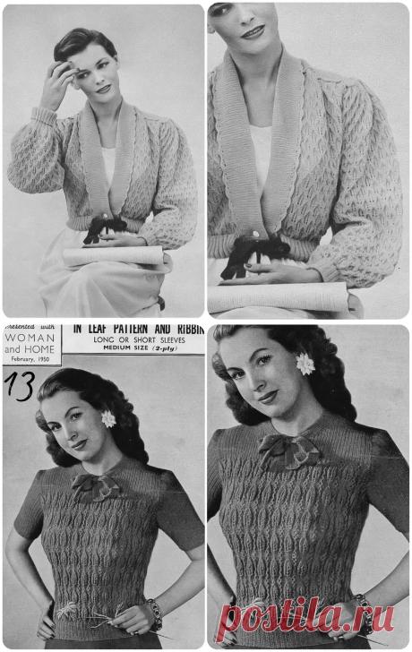 Оказаться на мгновение в 1950-х: показываю 13 винтажных моделей со схемами | Рекомендательная система Пульс Mail.ru
