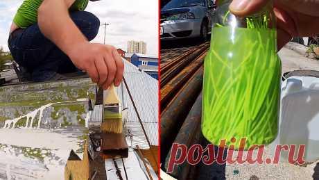 Как сделать жидкий пластик для покрытия металла Слой пластика на металлической поверхности защищает ее от коррозии лучше любой краски, так как он не шелушится и не трескается. Нанесение полимера можно выполнить не только на производстве, но и в домашних условиях. Жидкий пластик для этого легко изготовить самостоятельно. Материалы: ацетон; ABS