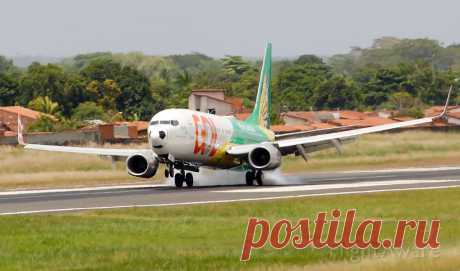 Фото Gol Transportes Aereos B737 (PR-GUK) - FlightAware