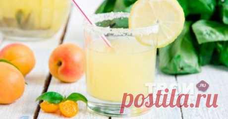 Имбирный лимонад - вкусный рецепт с пошаговым фото