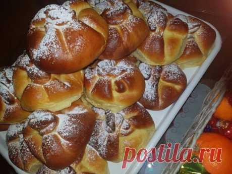 Самая популярная выпечка в Молдавии - булочки с сладким творогом. Идеальный завтрак! - appetitno.net