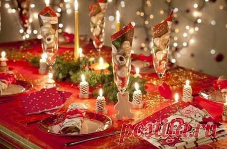 Секреты новогоднего стола в 2017 году