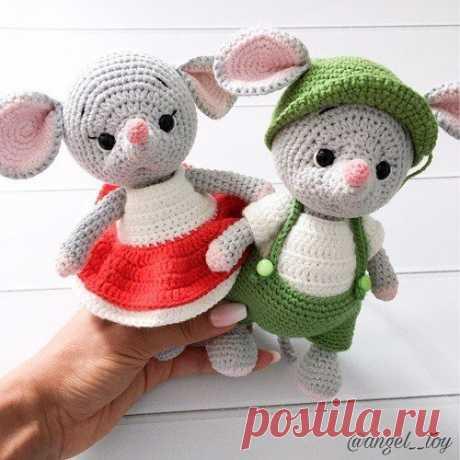 PDF Мастер-класс по вязанию игрушки мышонка амигуруми #схемыамигуруми #амигуруми #вязаныеигрушки #amigurumipattern #amigurumi #crochetmouse #crochetpattern #amigurumitoy #amigurumimouse #вязанаямышь