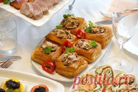 Праздничный стол(горячее и десерт, вторая часть)   Домохозяйка со стажем   Галина   Яндекс Дзен