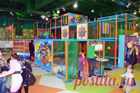 Организации детских праздников