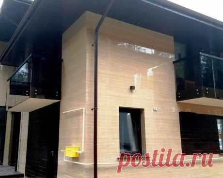 Балконные ограждения из черного стекла Оригинальное решение для современного дома, самонесущие стеклянные ограждения из черного стекла