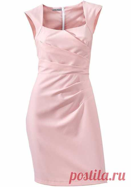 Платье-футляр купить в Интернет магазине Quelle за 5299.00 руб - с доставкой по Москве и России