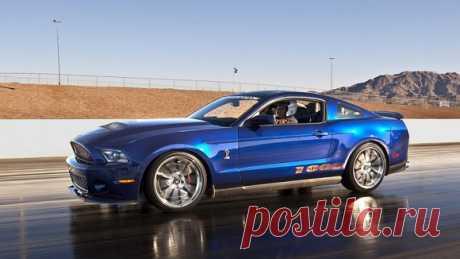 Shelby Mustang 1000- невероятная мощь и красота