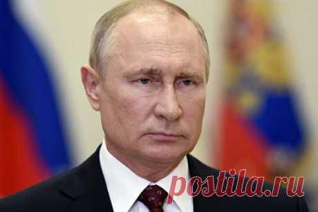 «Несколько разсказал»: Путин отчитал глав регионов