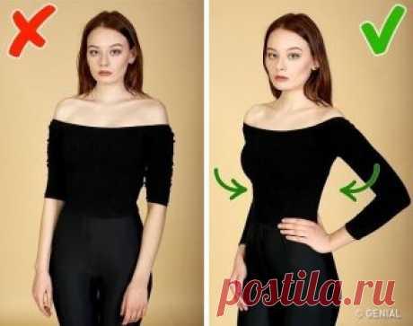 12 ошибок из-за которых женщина неудачно получается на фото