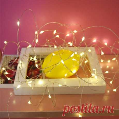 Звездный струнный светильник светодиодный, Рождественский Декор для дома, подвесная гирлянда, украшение на рождественскую елку, Рождественский подарок на Новый год|Украшения своими руками для вечеринки| | АлиЭкспресс