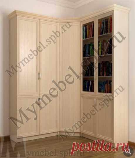 Угловой модульный шкаф УК-9 / Санкт-Петербург
