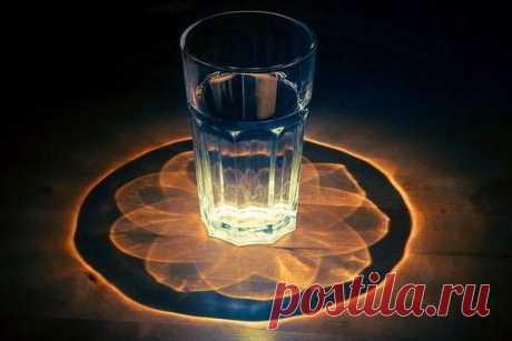 Быстрый и эффективный ритуал для исполнения желаний «Стакан воды»