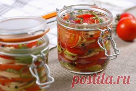 Вкусные салаты на зиму – рецепты с фото | Статьи (Огород.ru)