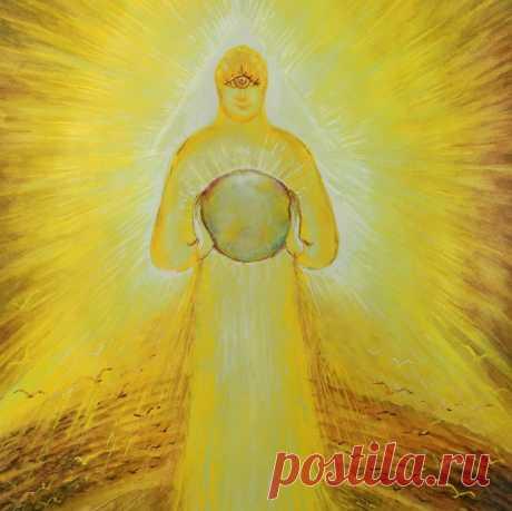 Световой Бог Раз