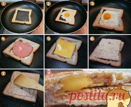 Быстрый завтрак..