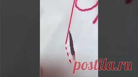 Как красиво и незаметно зашить дырку на одежде