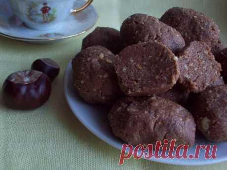Как приготовить пирожное «картошка» из печенья - рецепт, ингредиенты и фотографии
