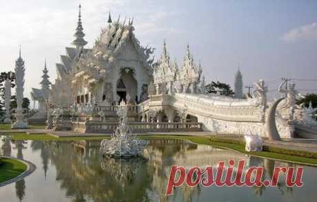 Самые красивые храмы Юго-Восточной Азии