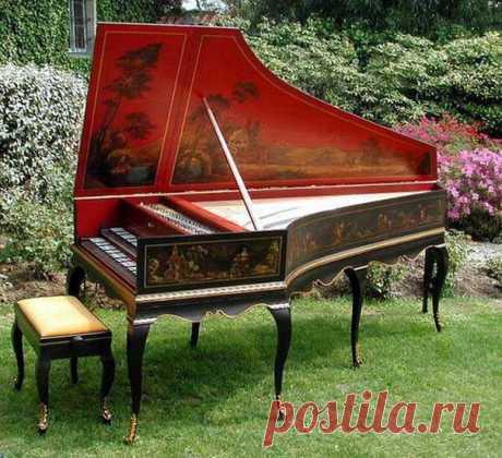 Музыка для клавесина