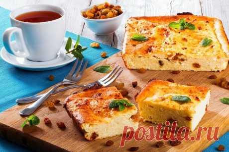 7 простых завтраков из творога, с которыми справится любая хозяйка: