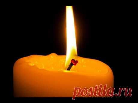 Магические свойства горящей восковой свечи
