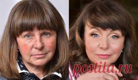 Простой прием в макияже глаз, который омолаживает взгляд на 10 лет | Женский клуб | Пульс Mail.ru старость рано или поздно подкрадывается незаметно к каждой женщине