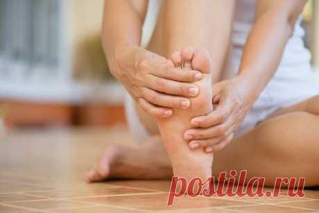 Жжение в ногах: не оставляйте его без внимания! - Интернет ежедневник - медиаплатформа МирТесен