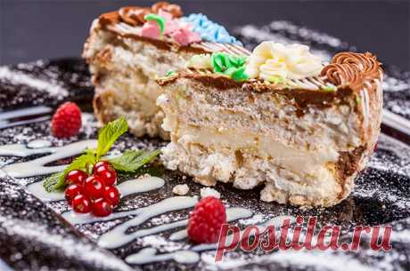 Секреты лучших тортов СССР. Рецепты трех самых желанных десертов из детства | Кухни мира | Кухня | Аргументы и Факты