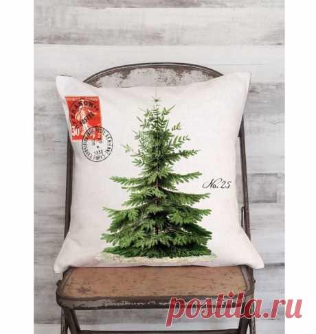 Сделать красивую подушку к празднику? Еще вполне успеем! | Журнал Ярмарки Мастеров