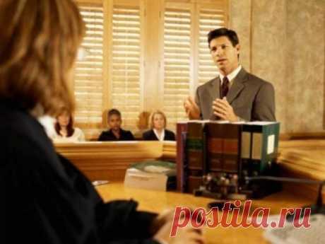 Как из истца не превратиться в подсудимого ? | Алексей Демидов