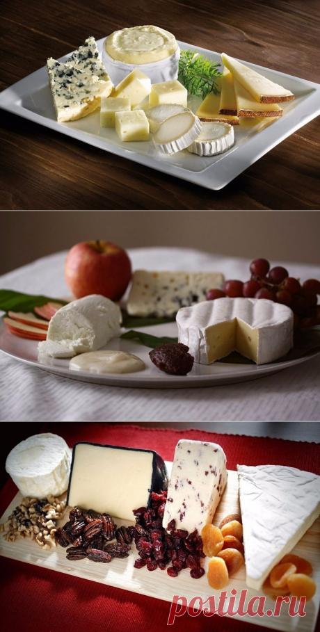 7 заповедей сырного этикета.