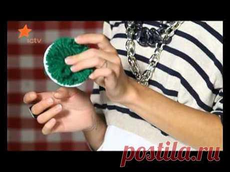 Коврик для кухни своими руками (видео обучение) - смотреть онлайн бесплатно
