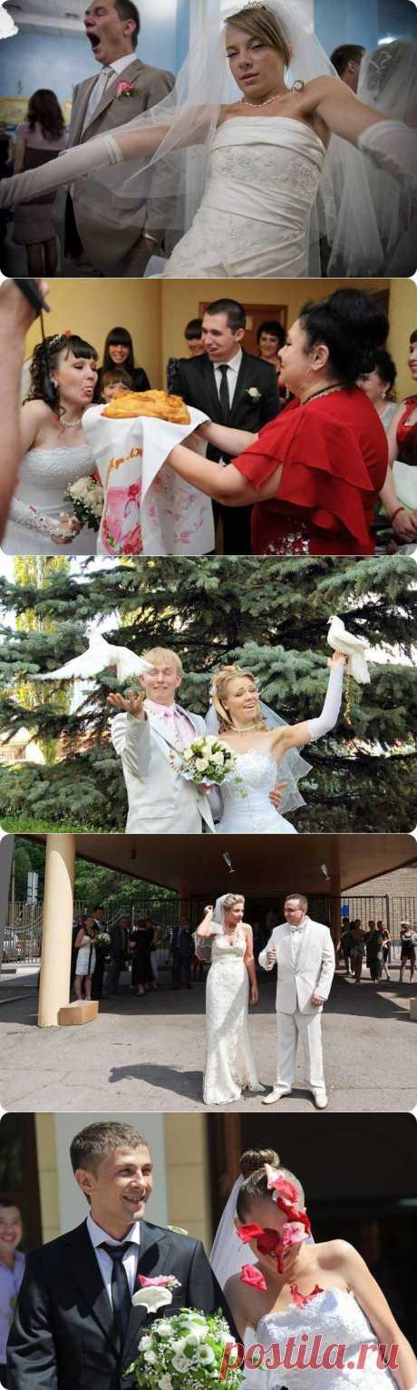 Неудачные фотки со свадьбы (20 фото)