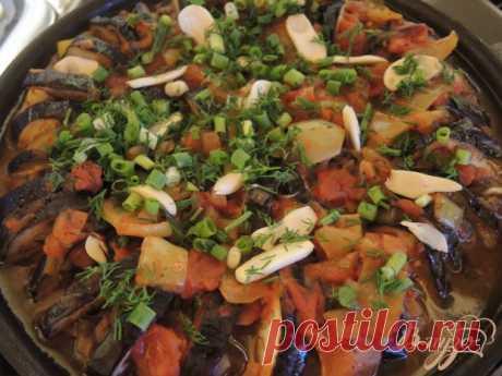 Баклажаны по-турецки - вкуснейший ужин! » Женский Мир