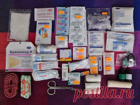 АПТЕЧКА ДОМАШНЯЯ !!!   **Описание, и лекарства - которые д/б всегда под рукой.
