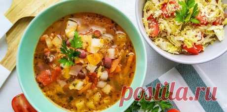 Постные щи из квашеной капусты: исконно русское блюдо - Вкусные рецепты - медиаплатформа МирТесен