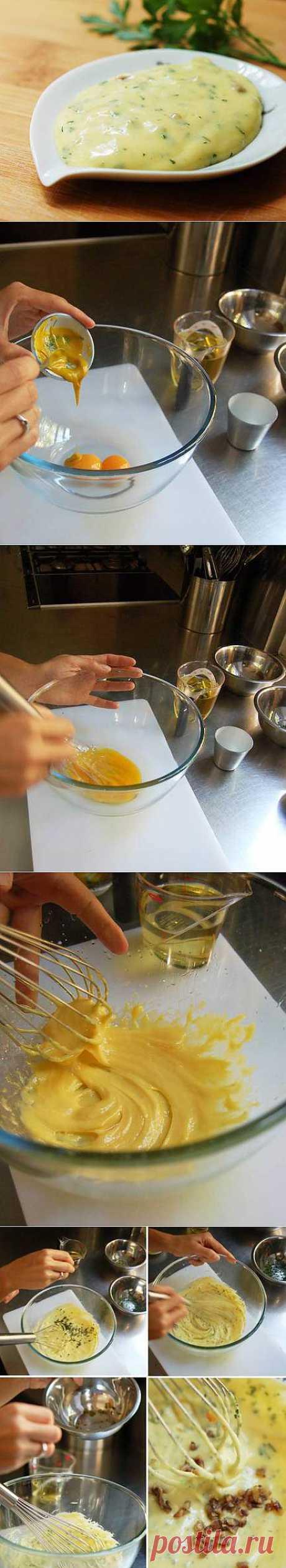 Домашний майонез - рецепт с фото - Рецепты с фото