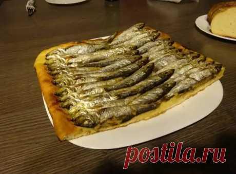 Жареница – Поморский рыбный открытый пирог - Вкусно с Любовью - медиаплатформа МирТесен